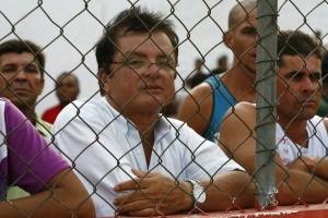 Zé Maria, do Colo Colo (Foto Luiz Tito).