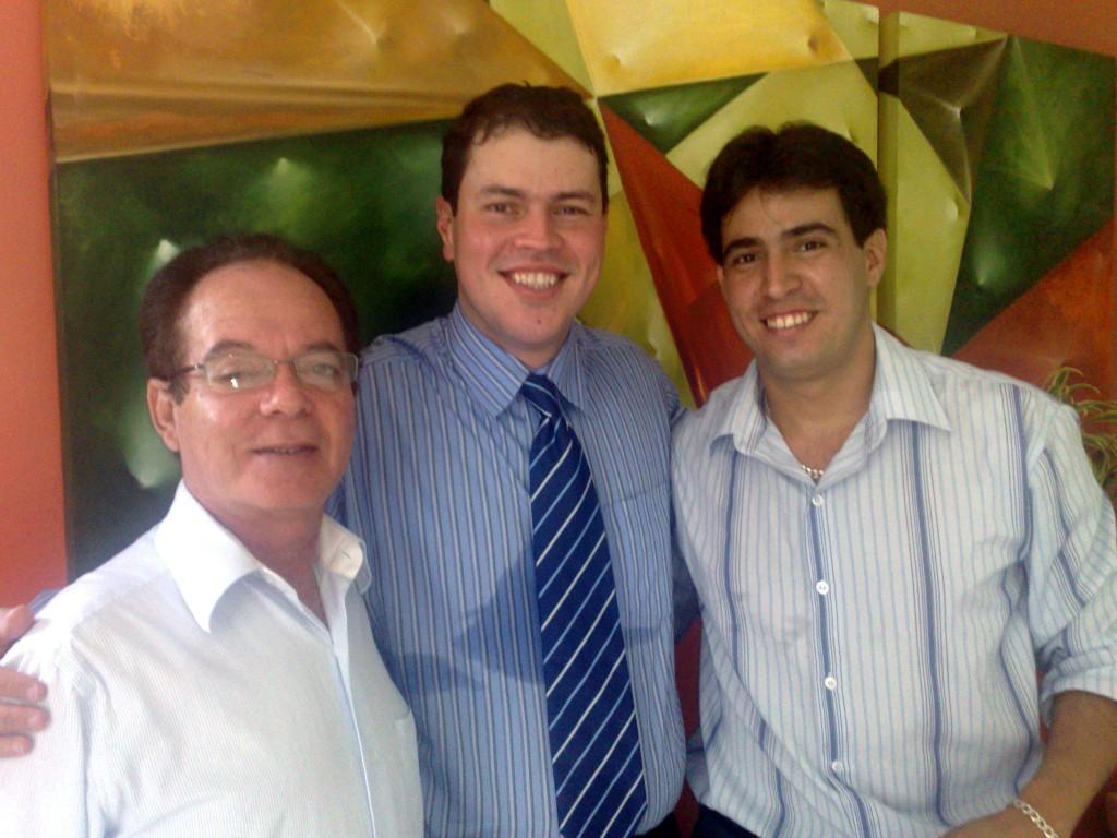 Ruy, Gerson e Solon criam bloco independente na Câmara.