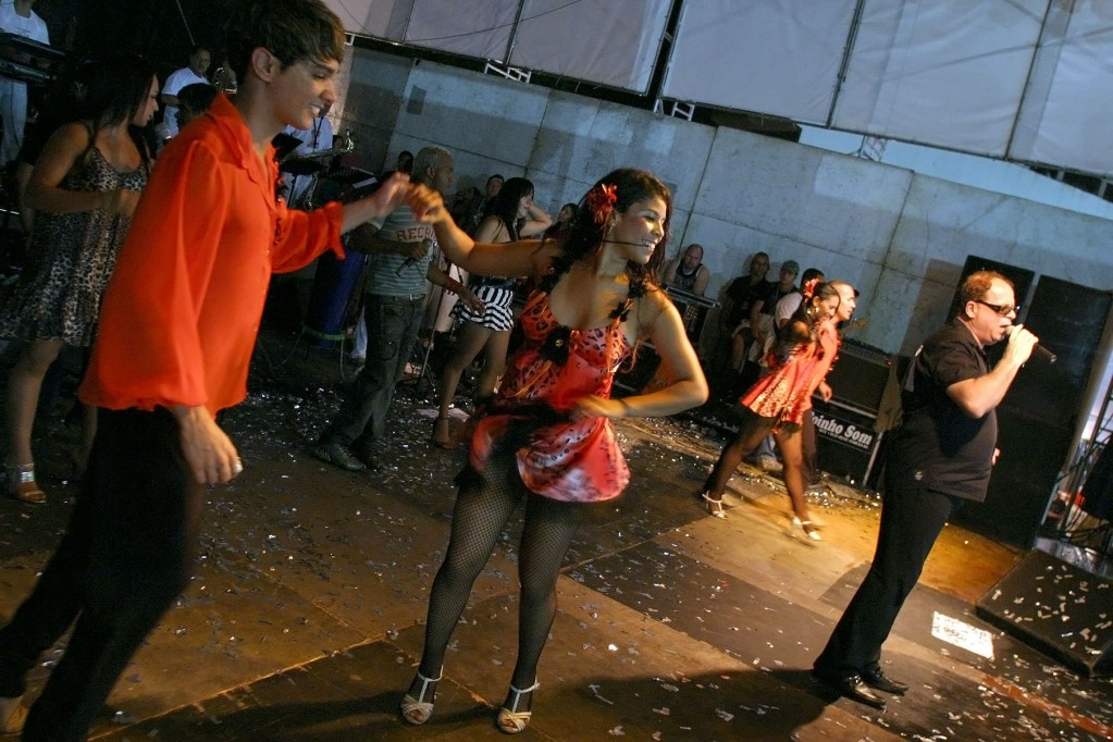 Lordão é uma das atrações da Expofenita 2009.