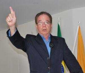 """Machado diz ter """"bomba"""" contra o Hospital de Base (foto Duda Lessa)"""
