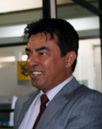 O diretor da Sudic, Nilton Cruz