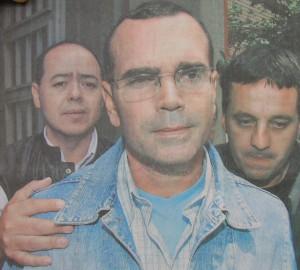 Adriano: acusado de chacina e fazenda desapropriada.