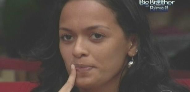 Marcela 'rodou' na disputa por R$ 1,5 milhão (Foto reprodução).