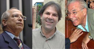 Britto, Barbosa e Burgos teriam se unido pelo controle da Emasa.