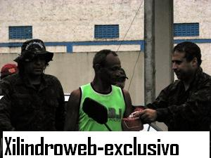 """Cardoso Pescador disse que """"ficou feliz"""" com a prisão, pois estava sofrendo ameaça de morte"""