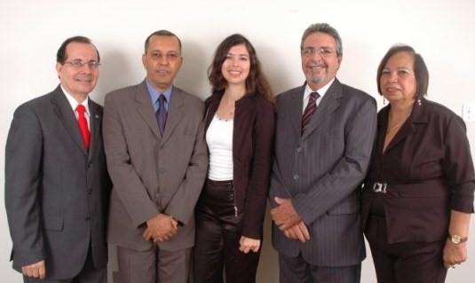 Chapa é formada por Ary, Andirlei, Jurema, Rui e Raimunda.