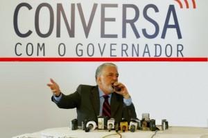 Wagner destaca investimentos e visita de Lula.