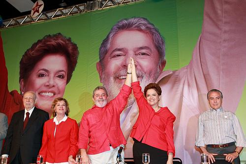 Dilma e Lula foto Roberto Stuckert Filho