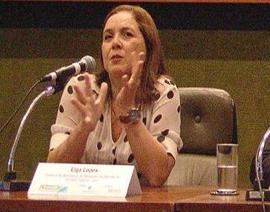 Elga coordenou a campanha de Geraldo Simões em 2000