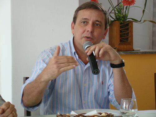 Fábio fala de investimentos do estado em Itabuna e na região.