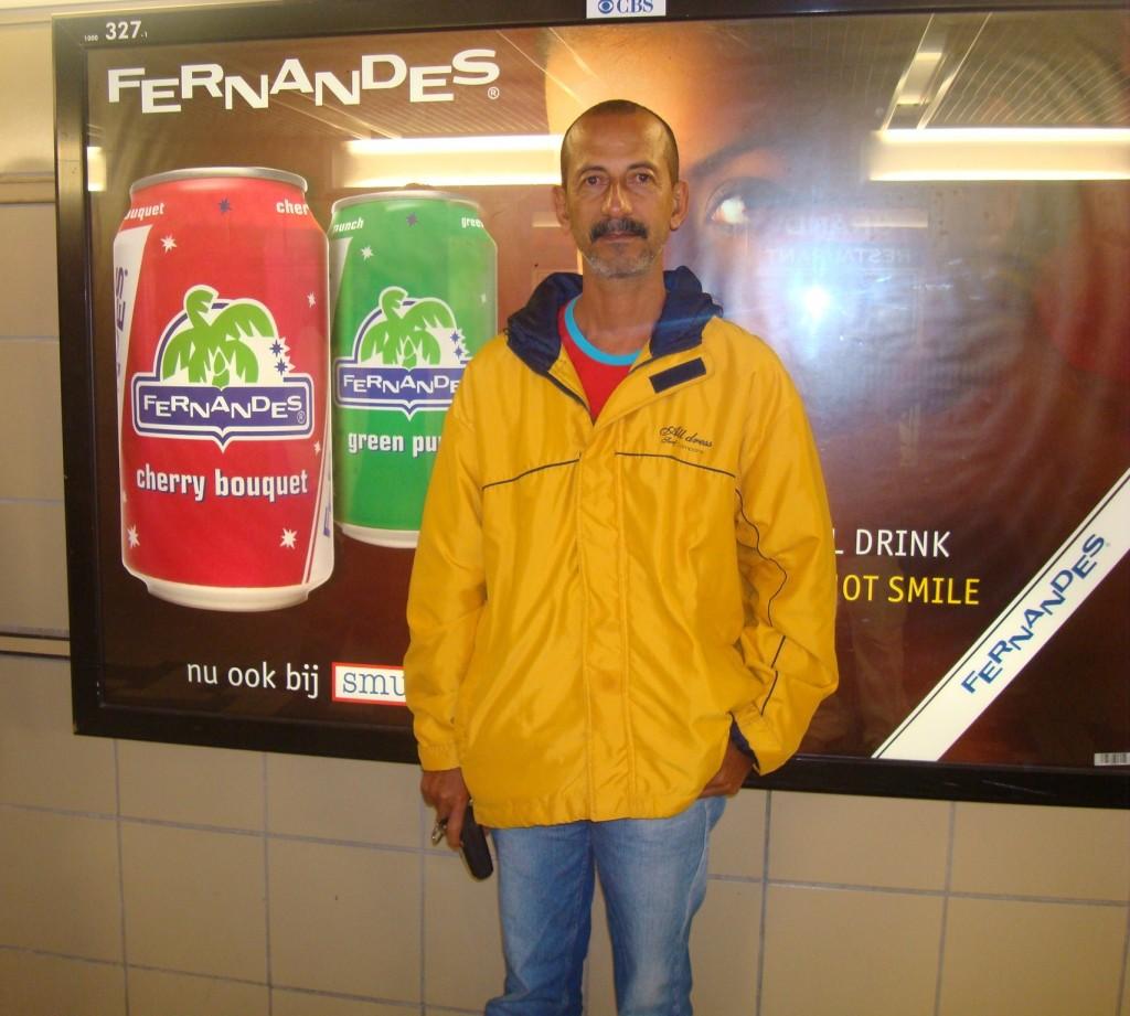 O sindicalista Fernandes teria se transformado em industrial da bebida?
