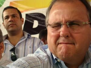 Geddel é flagrado em escutas em que detona João Henrique e defende empresas (Foto Pimenta).