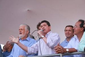 Geraldo integra grupo eleitoral do PT.