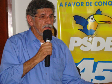 Herzem troca o PSDB pelo PMDB de olho em 2010.