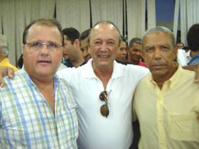 Humberto (c) pretendia disputar prefeitura de Maraú (foto JLC News).
