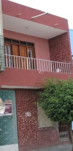 Casa abrigava lan house de fachada (Foto Oziel Aragão).