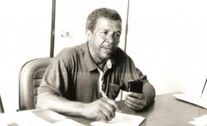 Marivaldo era irmão de Lucílio Bastos (Foto Reginaldo Pereira).