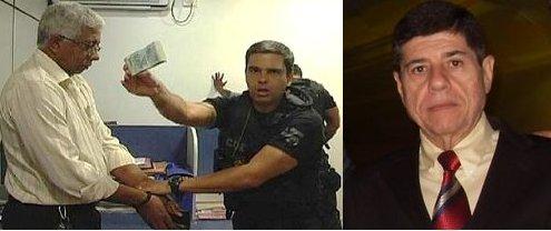 Jorge Ribeiro e Gilberto: ambos carregam Santana como sobrenome.