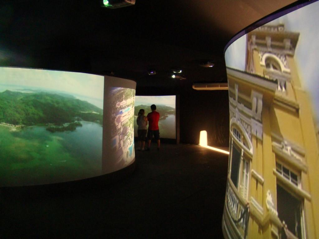 Estande revoluciona exposição de projeto na Expofenita.