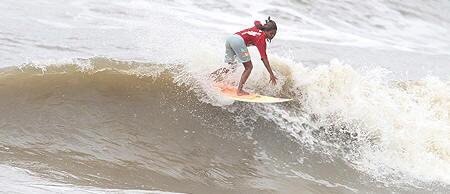 Olivença vai receber grandes feras do surf.