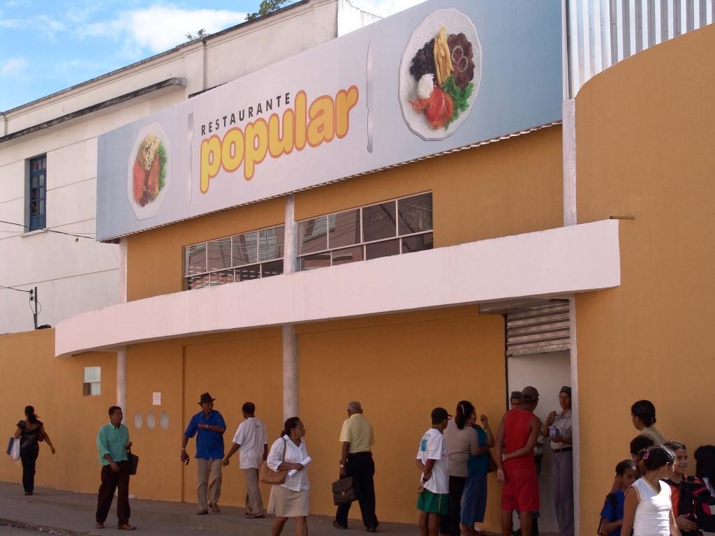 Restaurante Popular mudou de nome...