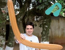 Ricardo Marx, campeão mundial, é um dos entrevistados do Bumeshow.