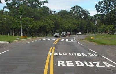 Rodovia: duplicação ou nova pista na outra margem do Cachoeira?