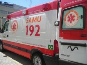 Atendimentos pelo Samu só em número alternativo.