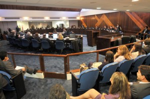 Sessão extraordinária confirmou promoção de juízes (Foto TJ)