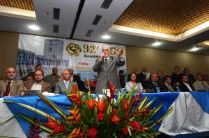 Wagner recebe apoios em evento (Foto Manu Dias/Agecom).